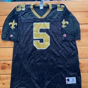 VTG New Orleans Saints Heath Shuler Jersey